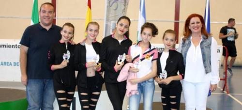 Salobreña celebró el Día del Deporte con más de ochocientos deportistas