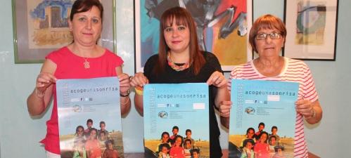 Salobreña colabora con la asociación 'Amigos del Sáhara' para encontrar familias de acogida