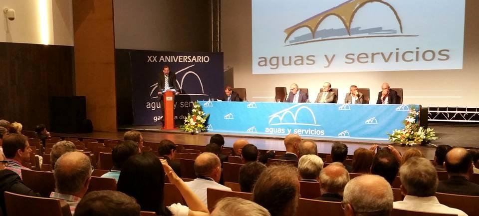 Aguas y Servicios de la Costa Tropical celebra su XX aniversario