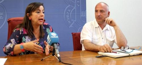 Alicia Crespo y Sergio García Alabarce