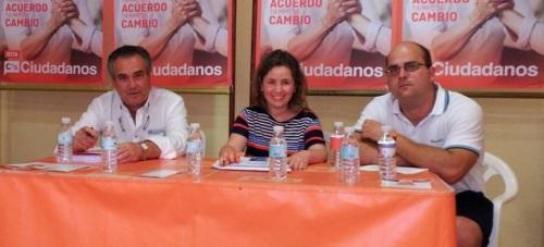 Ciudadanos Motril realiza tres jornadas de exposición de su programa electoral para el 26-J