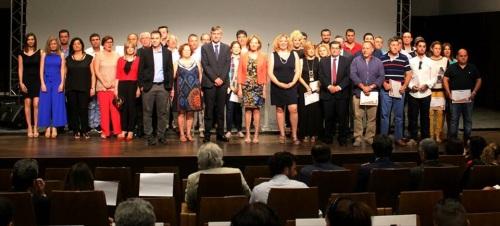 Concurrido encuentro para el sector agrícola motrileño en la convención anual del Grupo La Caña_