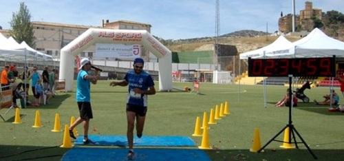 El Atletismo Sexitano logra un Triple Podio en el Trail Villa de Montefrío