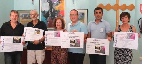 El área de Turismo de Salobreña promueve diversas propuestas de ocio para el verano