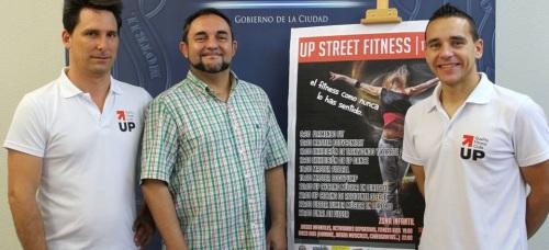 El 'Up Street Fitness' vuelve a sacar el deporte a las calles de Motril