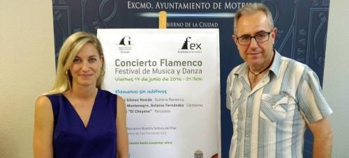 El Festival del Música y Danza de Motril tendrá presencia en la Fábrica del Pilar