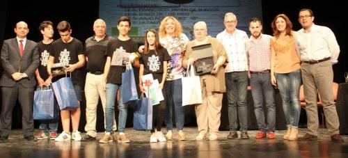 El IES Francisco Giner de los Ríos ganador del III Concurso de Historia de Motril 'Un viaje en el tiempo'