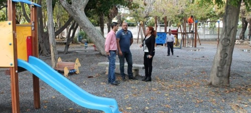 El parque La Fuente contará con sendas peatonales y una mayor superficie ajardinada