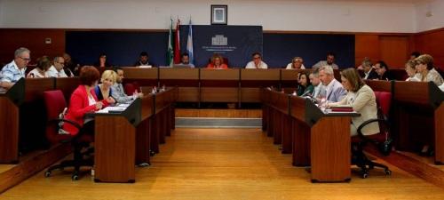 El Pleno aprueba la adhesión de Motril a la Federación Andaluza de Municipios y Provincias (FAMP)