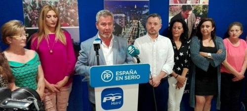 El PP hará una campaña limpia, en positivo, a favor del empleo, del crecimiento y del futuro