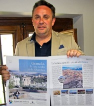 Granada realiza una ambiciosa promoción en Madrid para reimpulsar el turismo nacional
