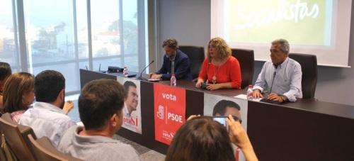 José Fiscal afirma que el PSOE es el único partido que garantiza una justicia social con mayúsculas
