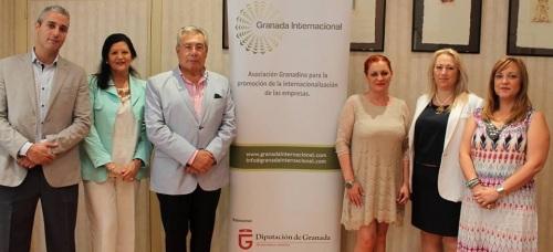 La 'Asociación para la Internalización de la Empresas' presenta su nueva delegación en la Costa