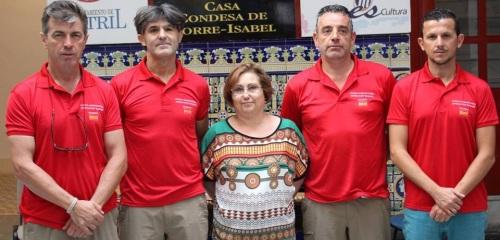 La concejalía de Educación colabora con la Asociación de Guardia Civiles Solidarios en la recogida de material escolar para los afectados por el terremoto de Ecuador