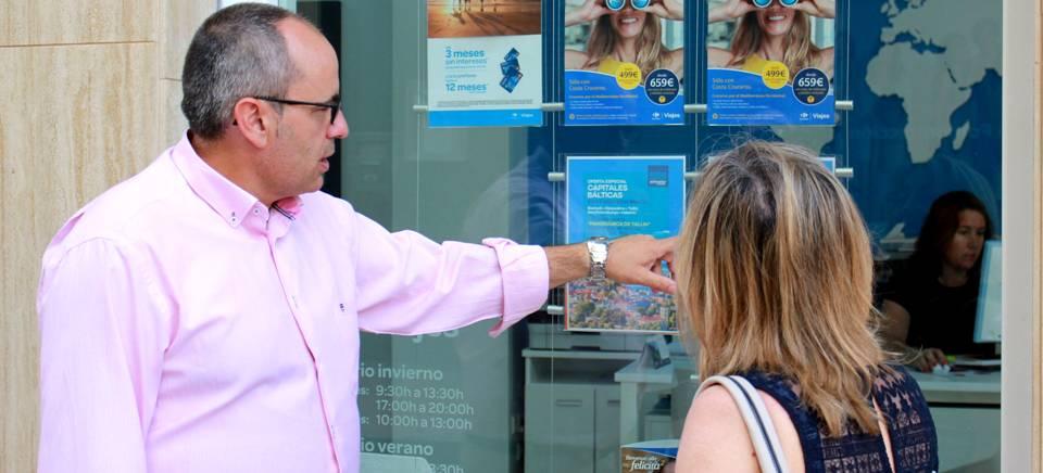 La concejalía de Salud y Consumo ofrece recomendaciones para la temporada de Rebajas