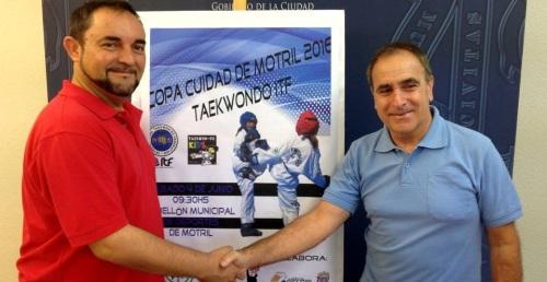 La 'Copa Ciudad de Motril' de Taekwondo ITF reunirá a las promesas de la Costa