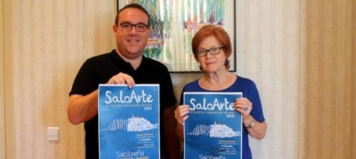 La exposición colectiva Saloarte&Turismo vueelve al museo