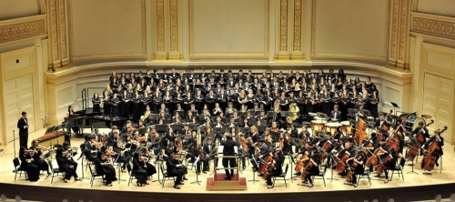 La 'Metropolitan Youth Orchestra and Choir of New York' actuará en Salobreña dentro del FEX