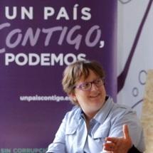 Lecia García visitará el puerto pesquero para tratar sobre los efectos del TTIP