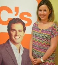Lola Sánchez 'Ciudadanos se afianza como la única opción moderada y de centro en Motril'