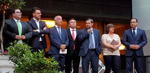"""Mancomunidad participa y apoya la presencia de la Costa Tropical en la acción promocional """"Granada en Madrid"""""""