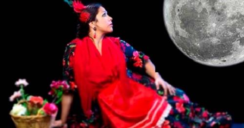 María Gómez 'La Canastera' presenta en Almuñécar su espectáculo 'Flamenca soy'