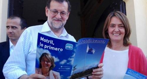 Mariano Rajoy asegura que seguirá apostando por la costa y la provincia de Granada