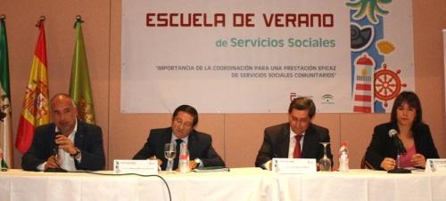 Más de 200 profesionales participan en la Escuela de Verano de Servicios Sociales, que organiza Diputación