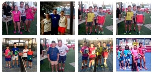 Pádel_Campeonato Provincial de Granada de Menores y Veteranos