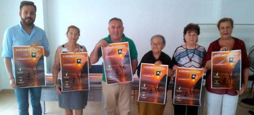 Presentado y convocado el X Certamen Internacional de Poesía 'Amigos de La Herradura'
