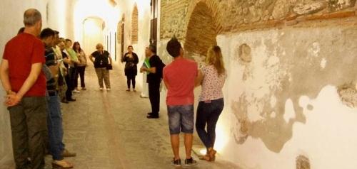 Un grupo de blogueros andaluces conoce la oferta turística de Salobreña
