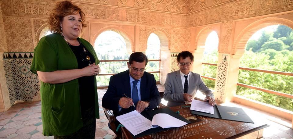 Un total de 12.000 granadinos podrán visitar gratis la Alhambra y los monumentos de la Dobla de Oro