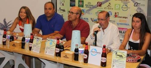 Almuñécar celebrará del 31 al 9 el Torneo Open Internacional de Pádel y los Internacionales de Andalucía