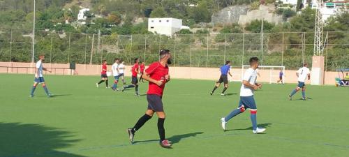 Almuñécar y Albuñol acogen este lunes la Copa Mancomunidad de Fútbol