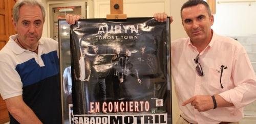 Auryn animará con su música pop las Fiestas de agosto