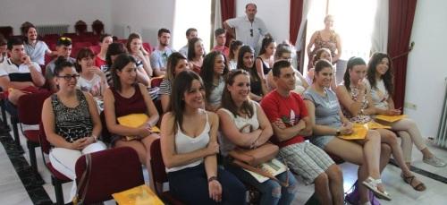 Diputación forma a 240 jóvenes de 96 municipios como monitores de tiempo libre