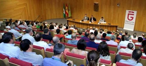 Diputación prima a los pequeños municipios en el plan extraordinario de inversiones procedentes del superávit del Presupuesto de 2015