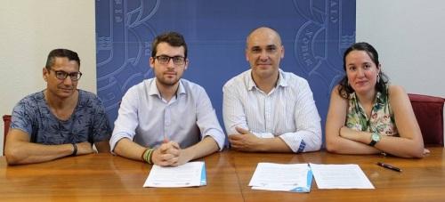 El Ayto. y ASISALUD firman un convenio para realizar actividades de promoción de la salud entre personas mayores