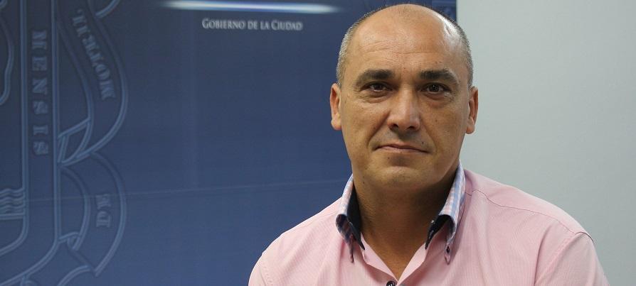 El concejal de Servicios Sociales, Gregorio Morales