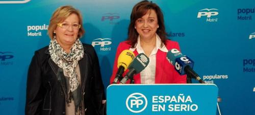 El PP pregunta a Almón qué gestiones ha hecho para que Motril cuente con el ciclo superior de Hostelería