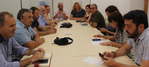El PSOE se movilizará en las cámaras en defensa de las infraestructuras y del potencial turístico de la Costa