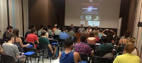 Este jueves se clausura el curso de verano de la UGR 'Espacio y Tiempo'
