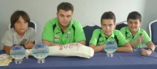 Francisco Miguel García Molina se impone en el III Torneo de Ajedrez Solidario Acofa TDAH