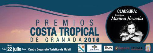 Premios Costa Tropical de Granada 2016_Mancomunidad