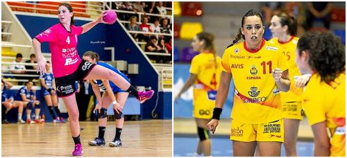 Irene Espínola y Paula García consiguen la medalla de oro en el Campeonato del Mundo Universitario