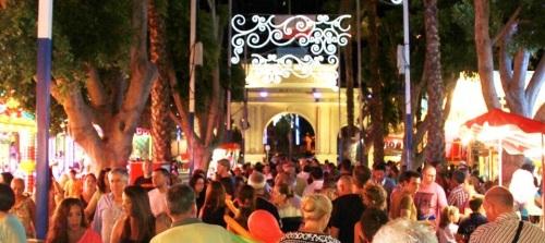 Izquierda Unida denuncia de nuevo el excesivo gasto en alumbrado para las fiestas