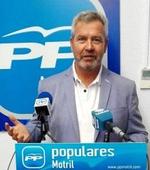 José García Fuentes_Secretario PP Motril