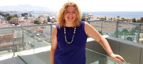 La alcaldesa de Motril destaca que la nueva línea de Balearia Motril - Melilla será una nueva fuente de creación de empleo