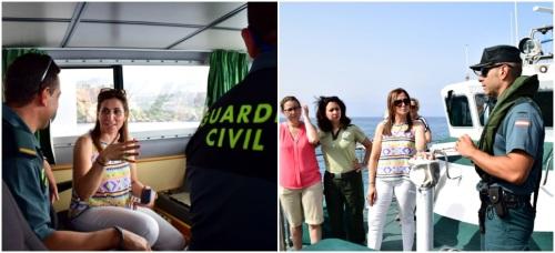 Los agentes de Medio Ambiente realizaron 1.204 actuaciones en la Costa Tropical durante el pasado año