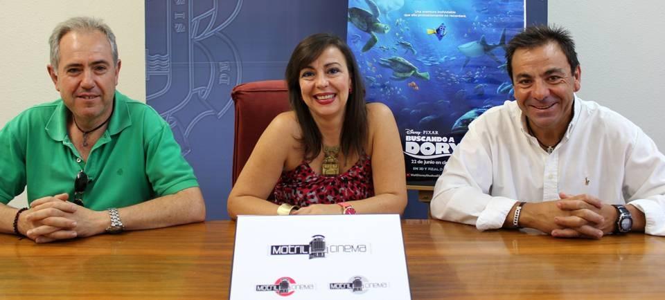 'Motril Cinema' ofrecerá las mejores películas de estreno en el CDT